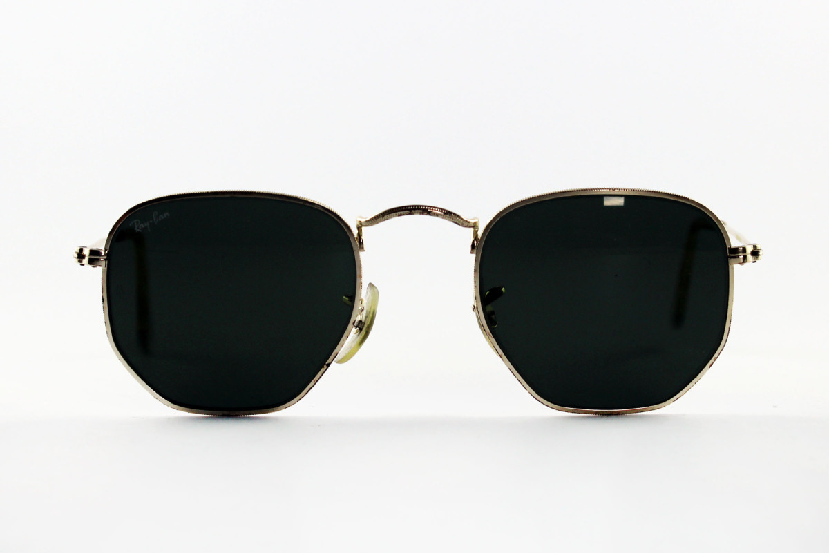 winnis-vintage.ch, Ray Ban, silber